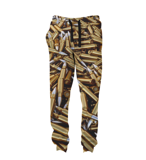 Gold Bullets Joggers