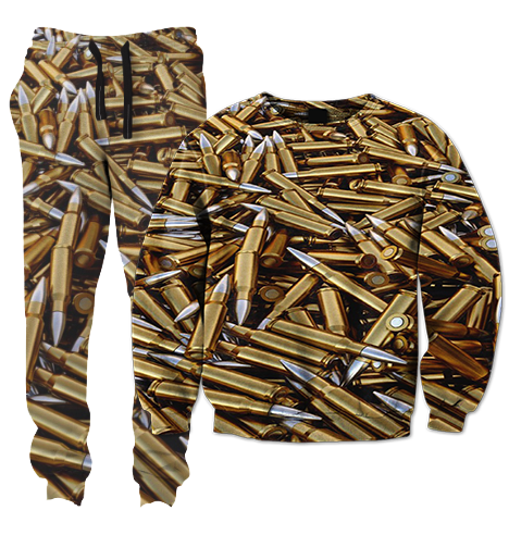 Gold Bullets Tracksuit