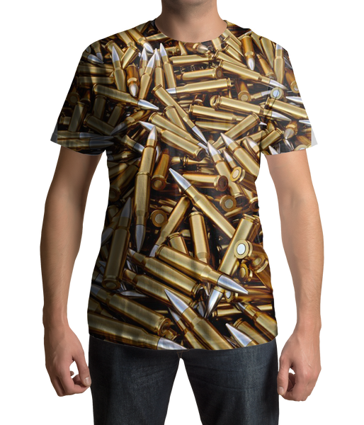 Gold Bullets Tee