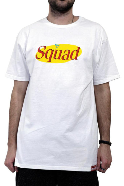 SQUAD T-Shirt (White)