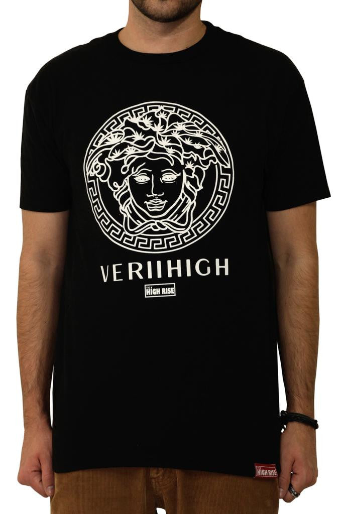 Verii High Tee (Black)