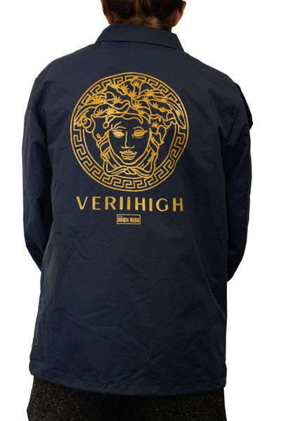 Verii High Windbreaker