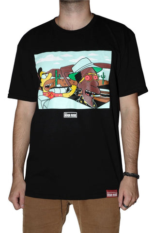Fear and Loathing T-Shirt (Black)