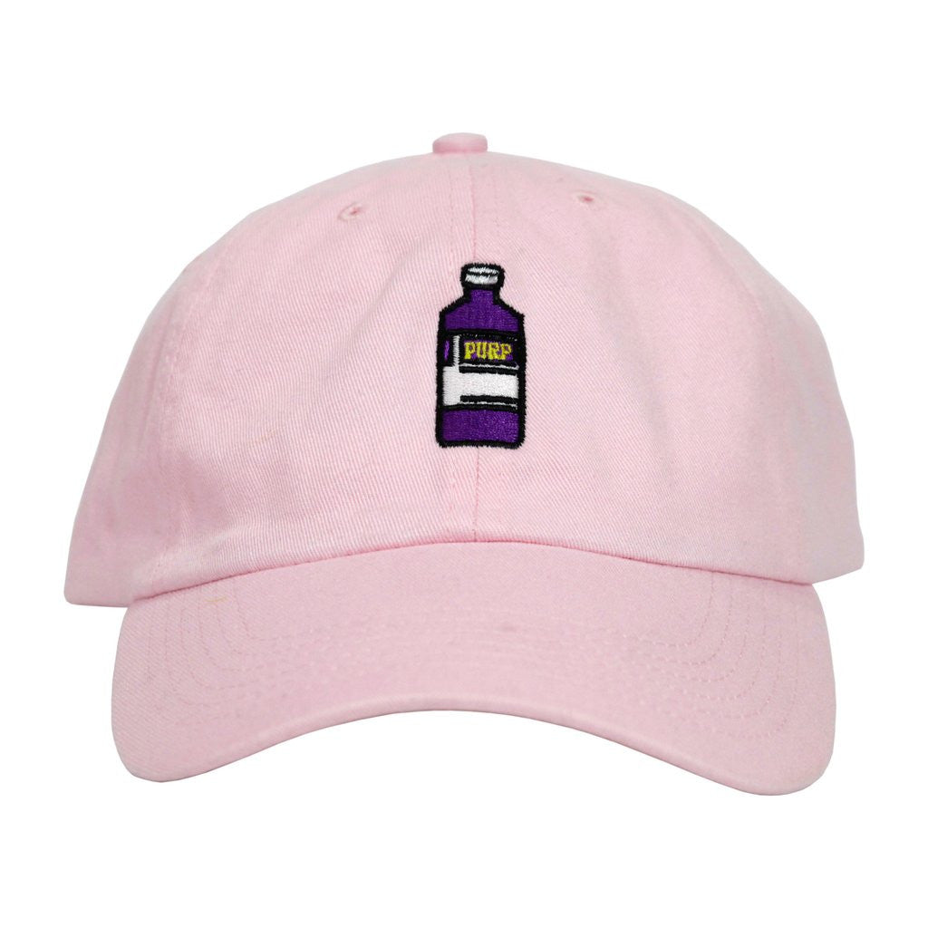 Lean Dad Hat (pink)