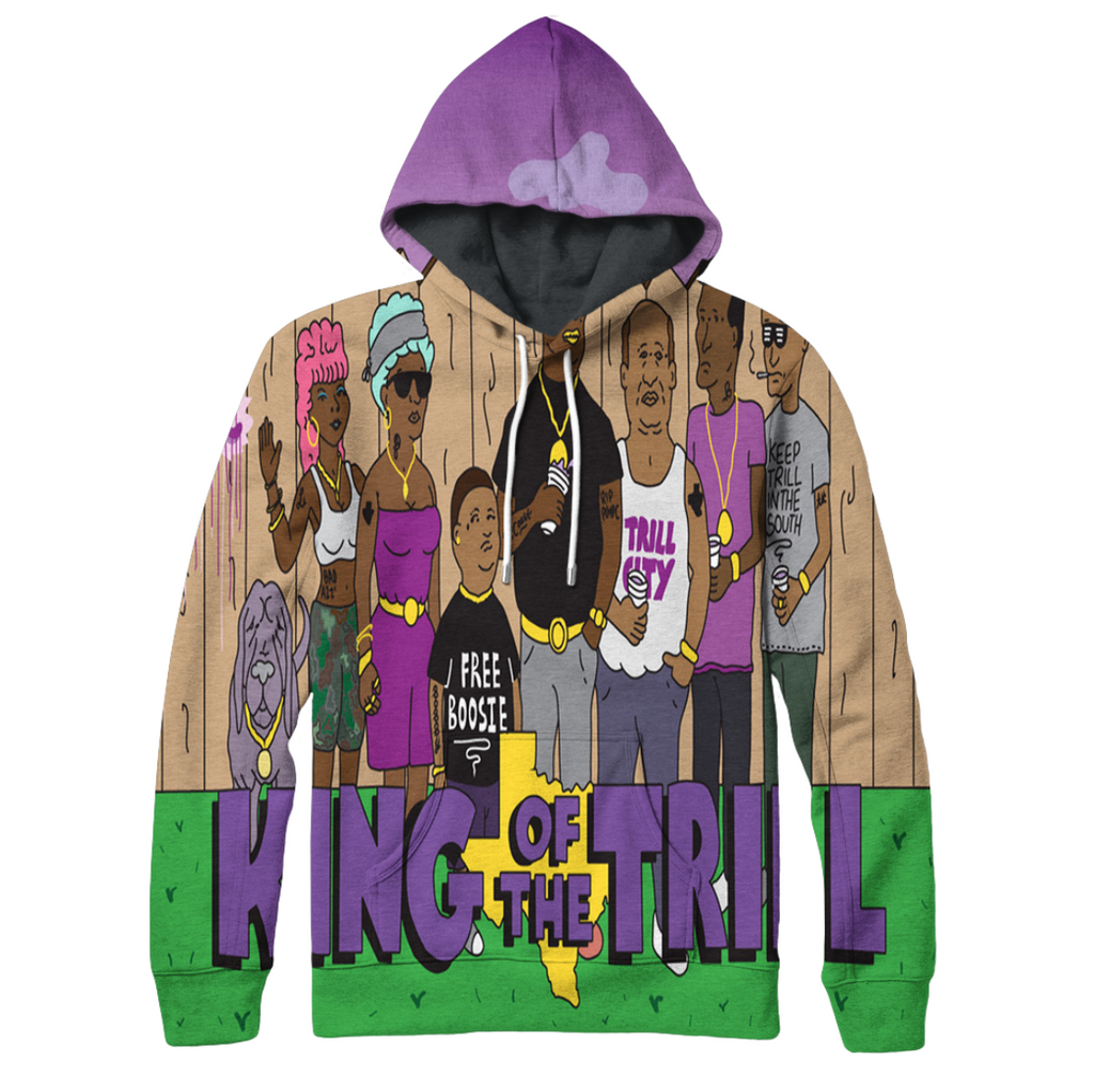 King Of The Trill Hoodie
