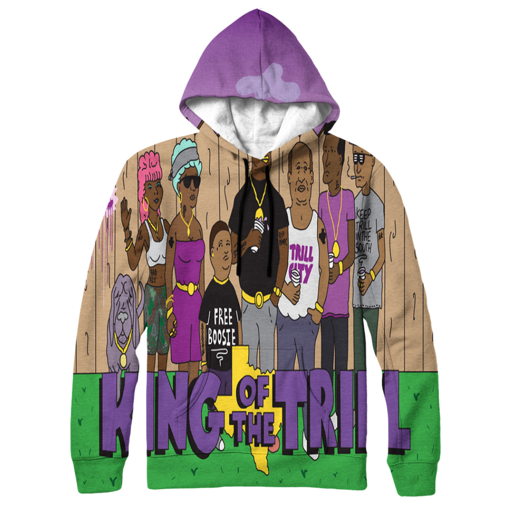 Trill Bobby Hoodie