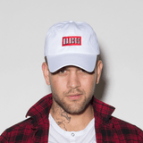 Narcos Dad Hat - White