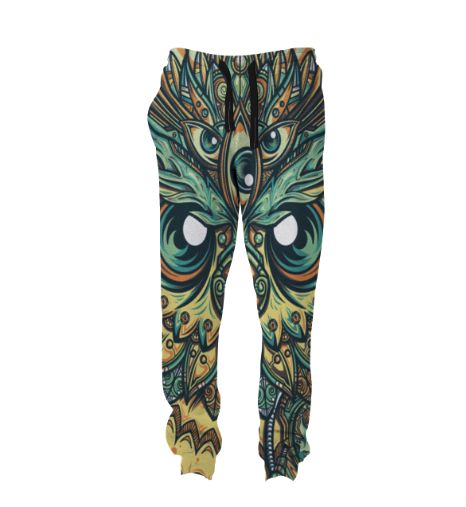 Owl Of The Night Joggers
