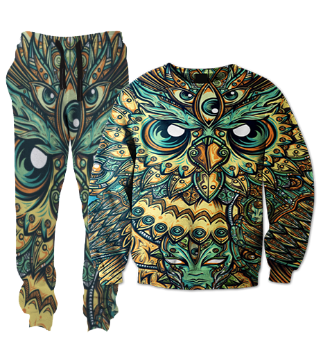 Owl Of The Night Tracksuit