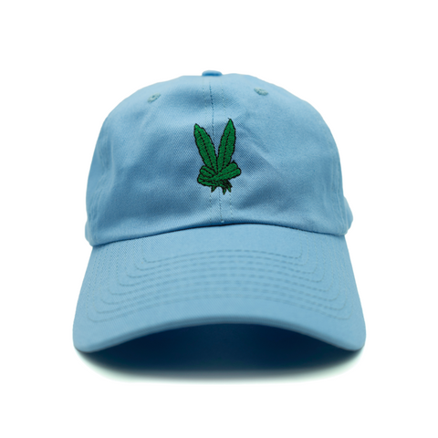 2 Baked Dad Hat - Blue