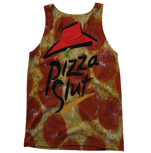 Pizza Slut Tanktop
