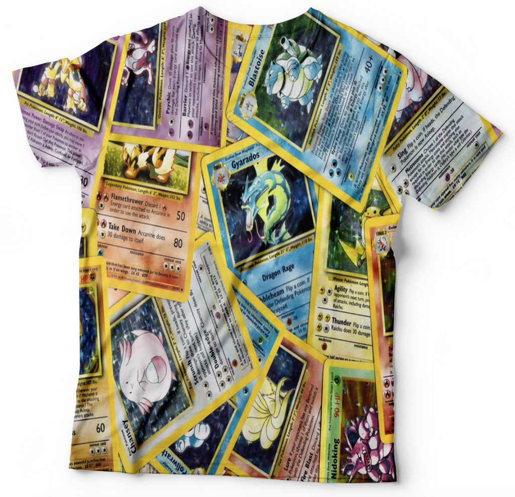 Rare Pokemon Cards T Shirt