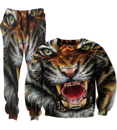 Tiger RoarTracksuit