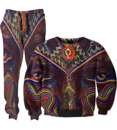 Trippy Eyes Tracksuit