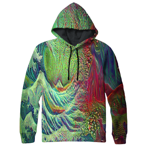 Wave Of The Future Hoodie