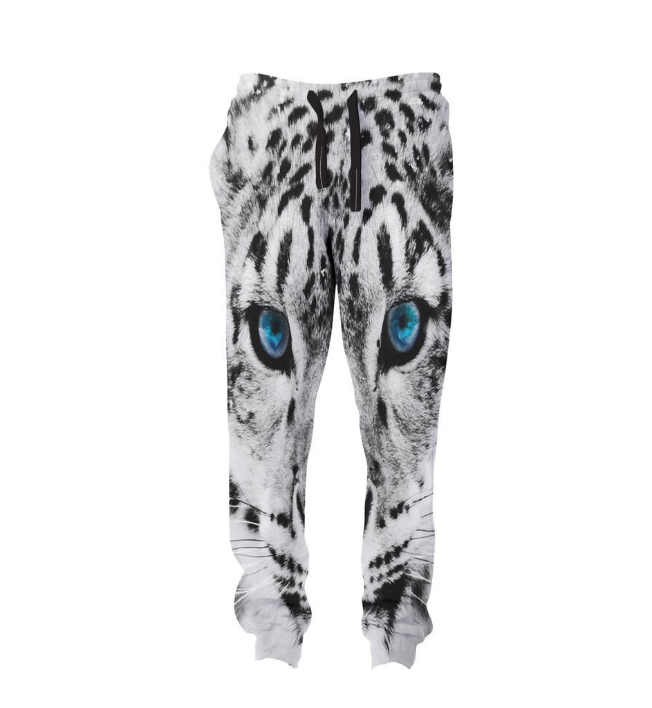 White Tiger Joggers