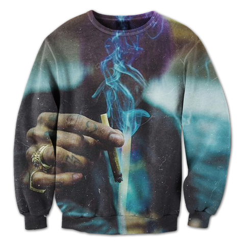 Wiz Rotation Crewneck