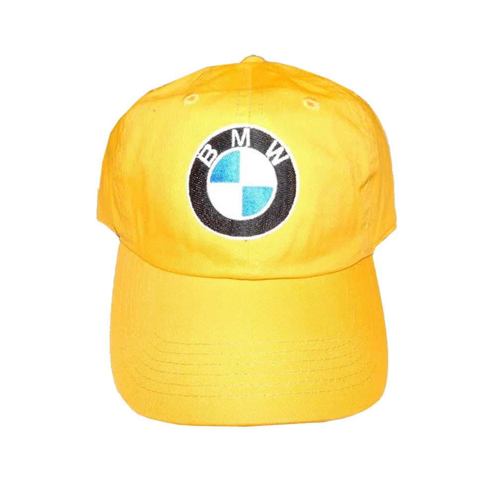 Yellow BMW Dad Hat