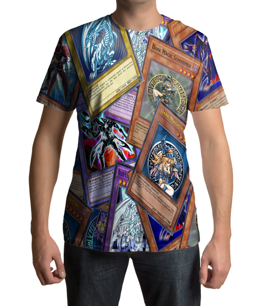 Yugioh Cards T Shirt