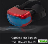 3D VR Virtual Reality All-in-One VR Glasses Android 5.1 Quad Core 1G RAM/8G ROM 720p HD