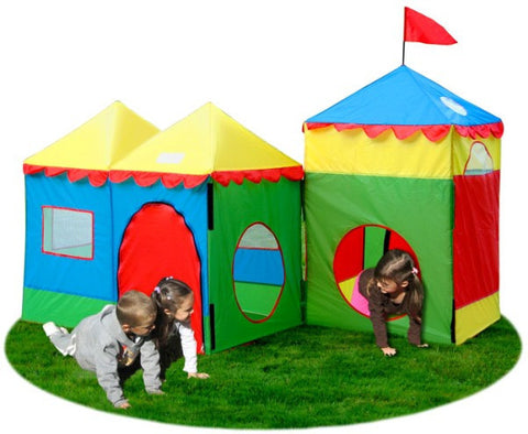 Camelot Village 2 room Tent for Kids
