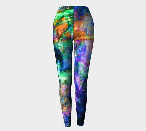 Chasm - Leggings &&-Leggings-Fate Designs-Fate Designs