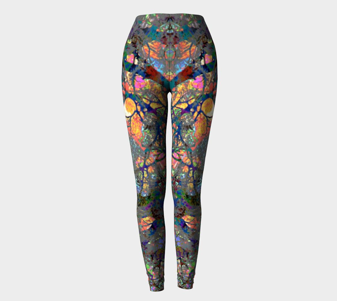 Chimera - Leggings &&-Leggings-Fate Designs-Fate Designs