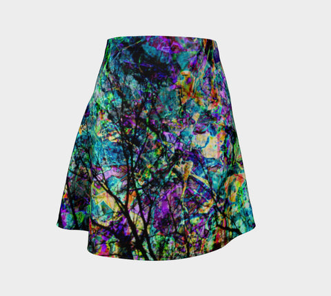 City Life - Flare Skirt &&-Flare Skirt-Fate Designs-Fate Designs