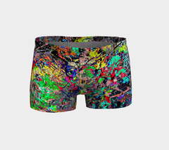 Death Clocke - Shorts-Shorts-Fate Designs-Fate Designs