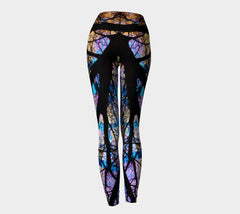 Death Ray - Leggings-Leggings-Fate Designs-Fate Designs