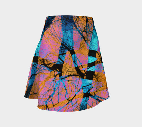 Twin Flame-Flare Skirt-Fate Designs-Fate Designs