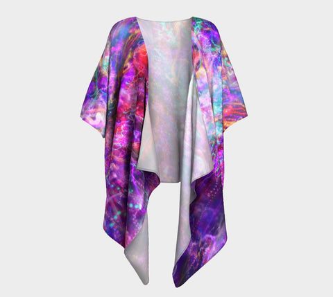 Fight or Flight - Kimono &&&-Draped Kimono-Fate Designs-Fate Designs