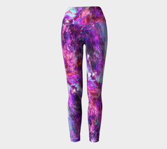 Fight or Flight - Yoga Leggings &&&-Yoga Leggings-Fate Designs-Fate Designs