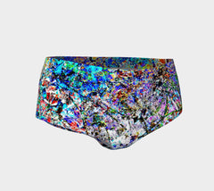 Flash Messengers - Mini Shorts &&-Mini Shorts-Fate Designs-Fate Designs