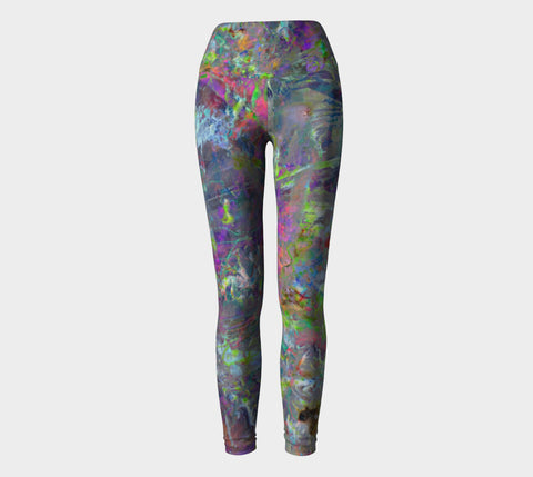 Mystik - Yoga Leggings &&&-Yoga Leggings-Fate Designs-Fate Designs