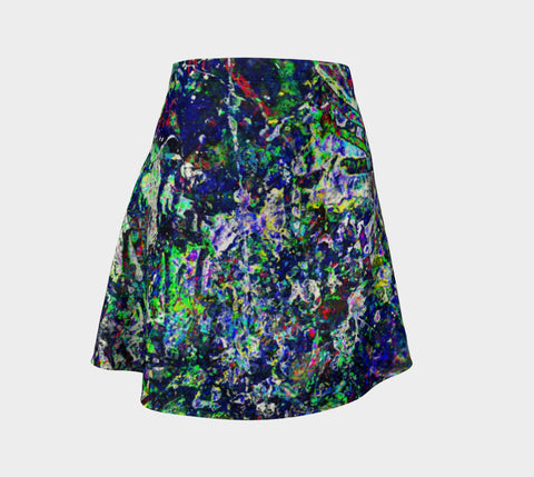 Noise Masters You - Flare Skirt &&&-Flare Skirt-Fate Designs-Fate Designs