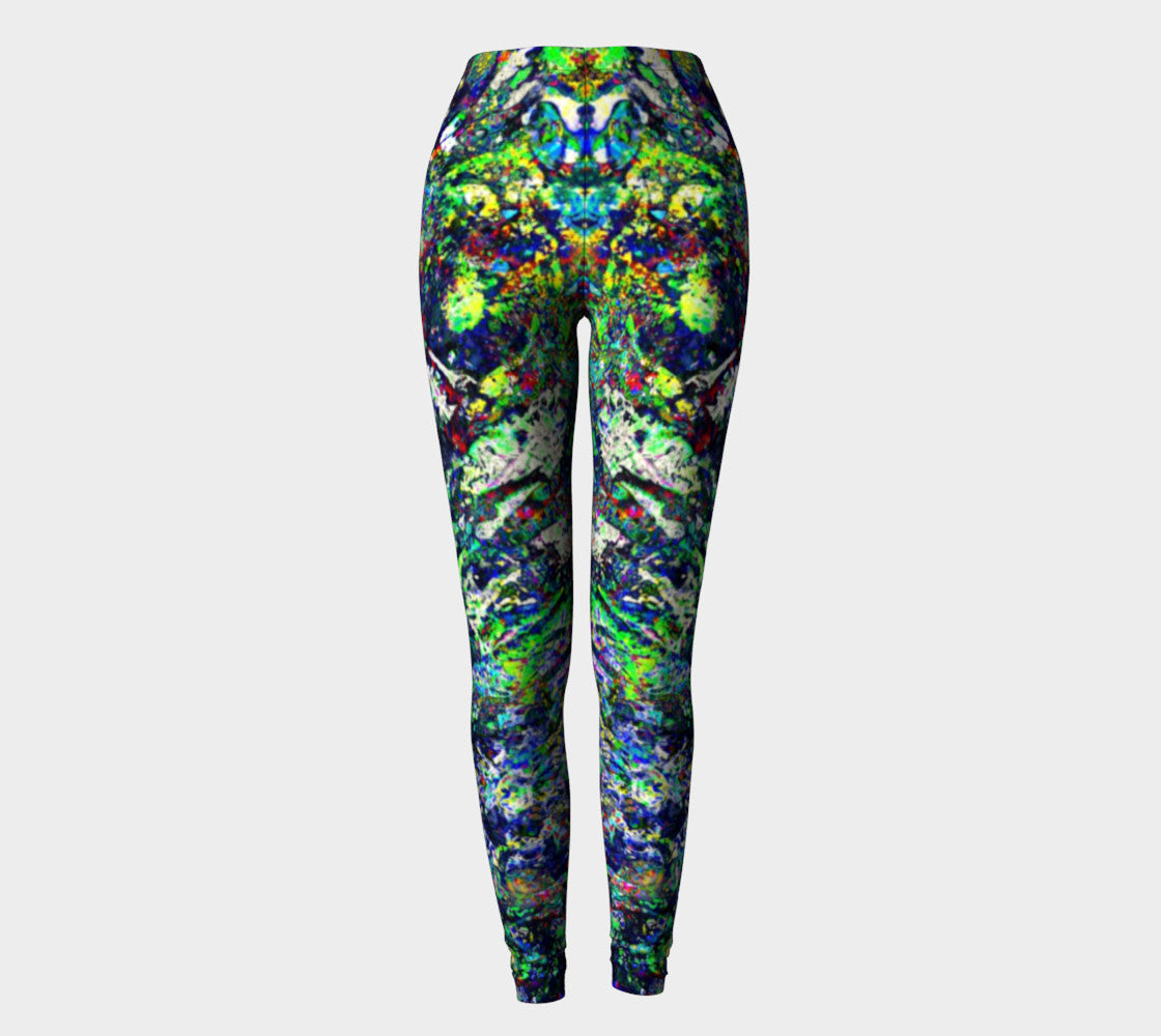 Noise Masters You - Leggings &&&-Leggings-Fate Designs-Fate Designs