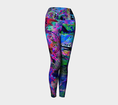 Nukes - Yoga Leggings &&-Yoga Leggings-Fate Designs-Fate Designs
