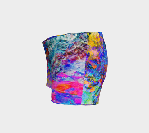 Painted Party Animal - Shorts &&-Shorts-Fate Designs-Fate Designs