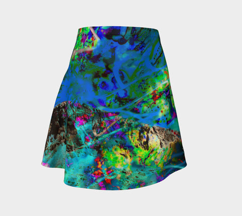 Peaking-Flare Skirt-Fate Designs-Fate Designs