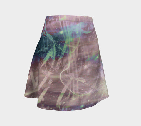 Colour of Friendship-Flare Skirt-Fate Designs-Fate Designs