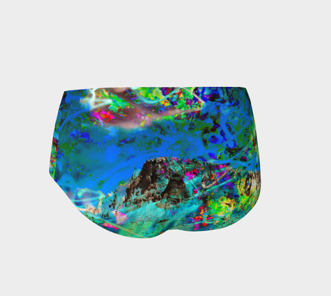 Peaking-Mini Shorts-Fate Designs-Fate Designs