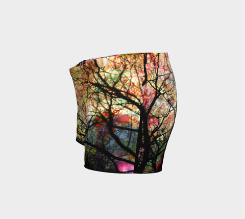 Equinox's Hush (Autumn Sky)-Shorts-Fate Designs-Fate Designs