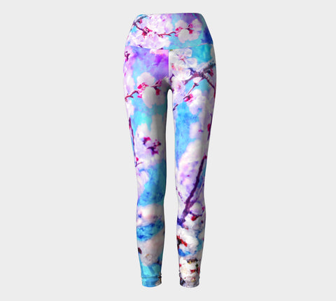 A Walk With You - Through Impossible Worlds-Yoga Leggings-Fate Designs-Fate Designs