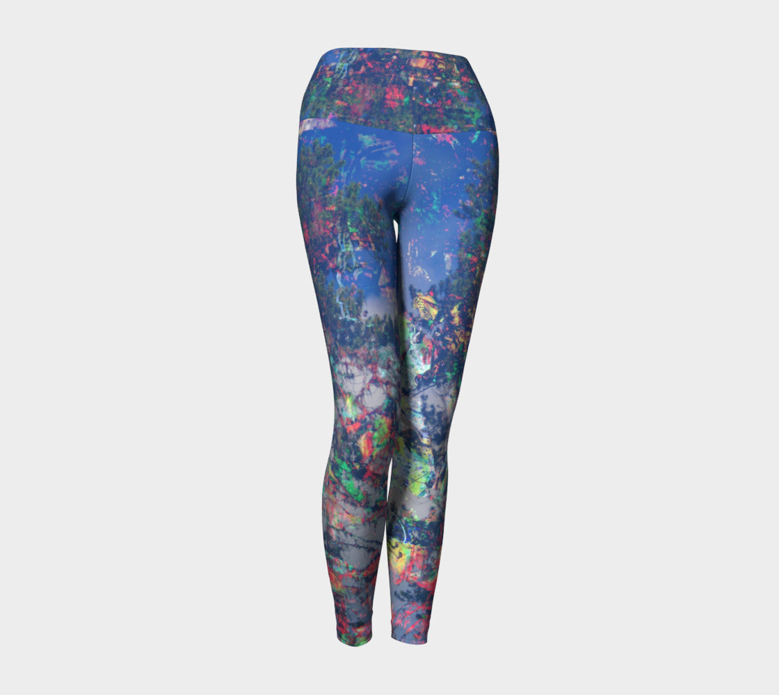 Protected - Yoga Leggings &&-Yoga Leggings-Fate Designs-Fate Designs