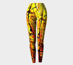 Raw Materials - Leggings-Leggings-Fate Designs-Fate Designs