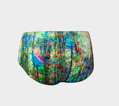 See the Forest for the Fire - Mini Shorts-Mini Shorts-Fate Designs-Fate Designs