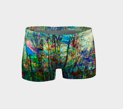 See the Forest for the Fire - Primal - Shorts-Shorts-Fate Designs-Fate Designs