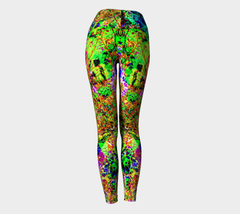 Shock - Yoga Leggings &&-Yoga Leggings-Fate Designs-Fate Designs