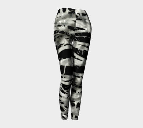 Skeletons - Leggings-Leggings-Fate Designs-Fate Designs